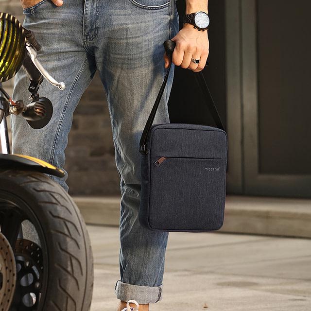 Men's Waterproof Shoulder Bag